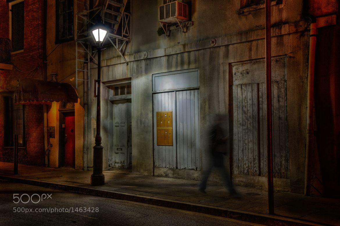 Photograph French Quarter, New Orleans at night by Diana Robinson on 500px