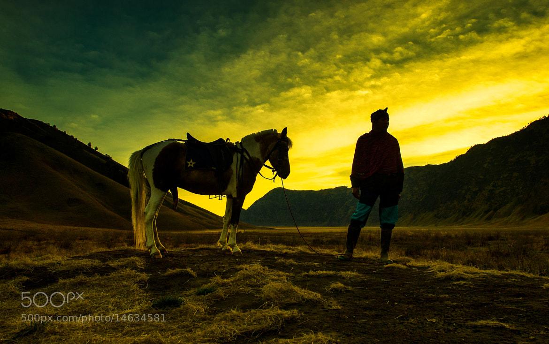 Photograph sunrise at savana bromo by hamni juni on 500px