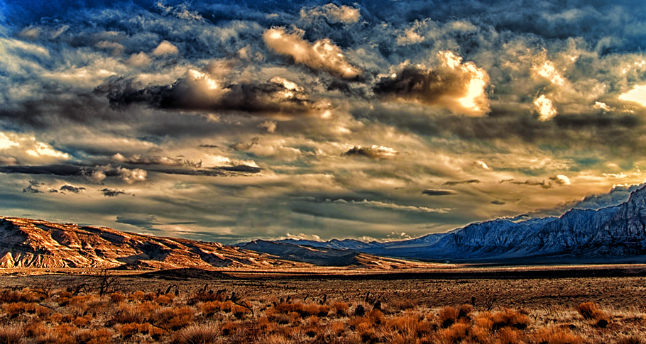 Photograph Mojave moods by Greg McLemore on 500px