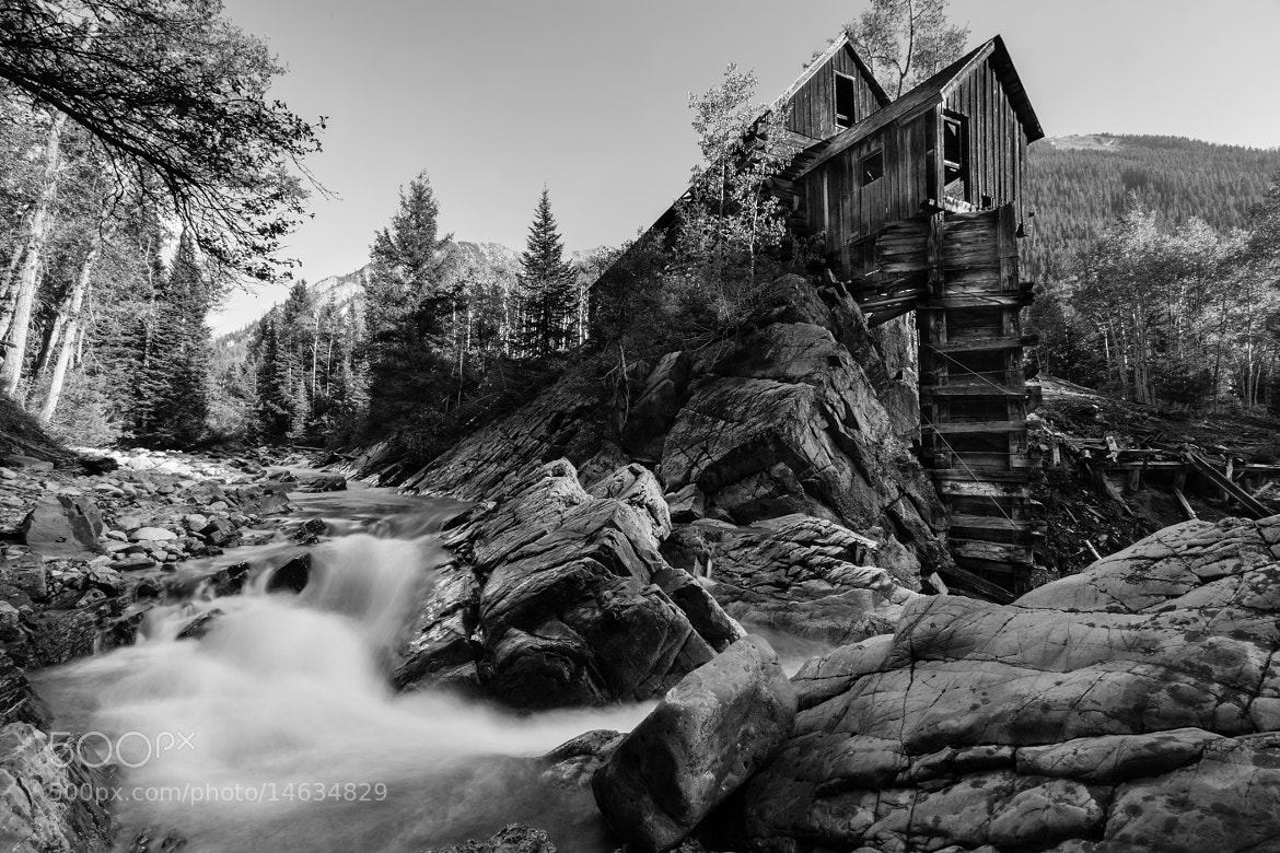 Photograph Chrystal Mill by david bouchat on 500px