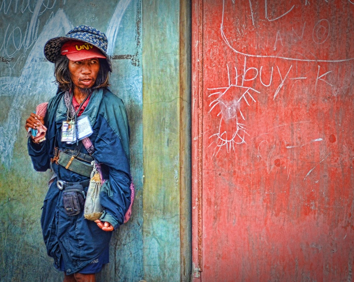 Photograph The man with dagger looks by Vey Telmo on 500px