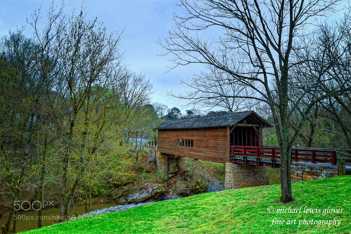 Photograph Harrisburg Covered Bridge by Michael Glover on 500px