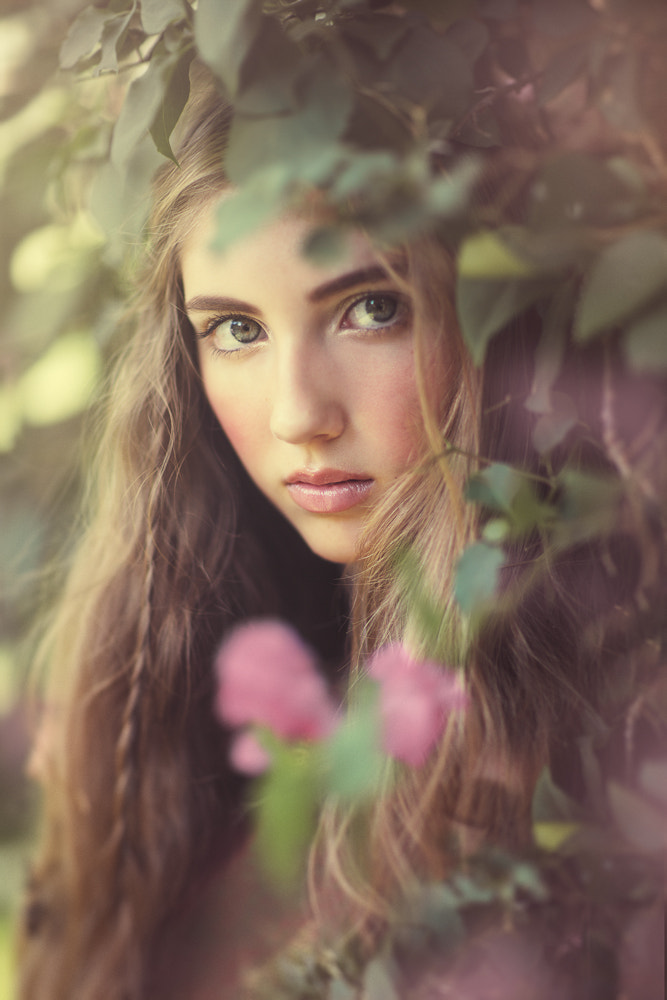 Photograph Flower Child by Emily  Soto on 500px