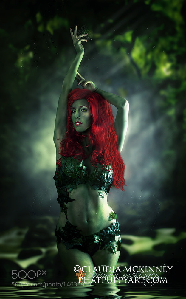 Photograph Poison Ivy by Phatpuppy Art on 500px