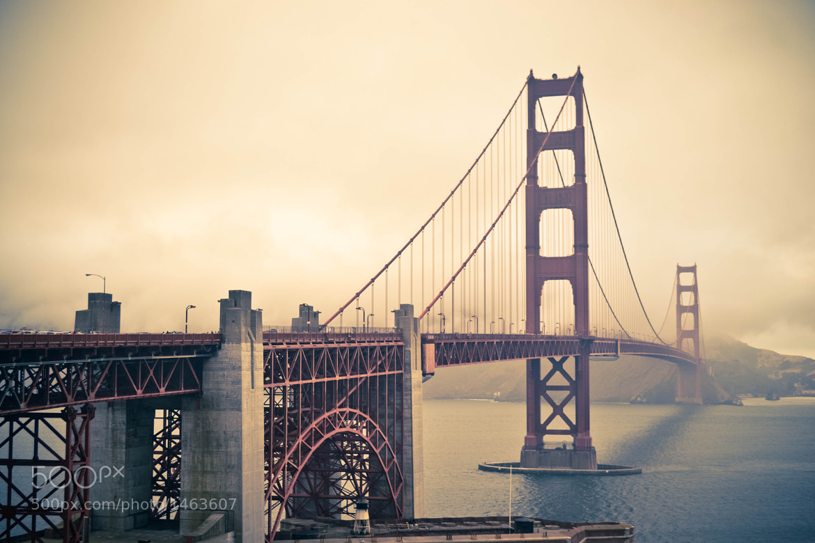 Photograph The Golden Gate Bridge by Allen Le on 500px