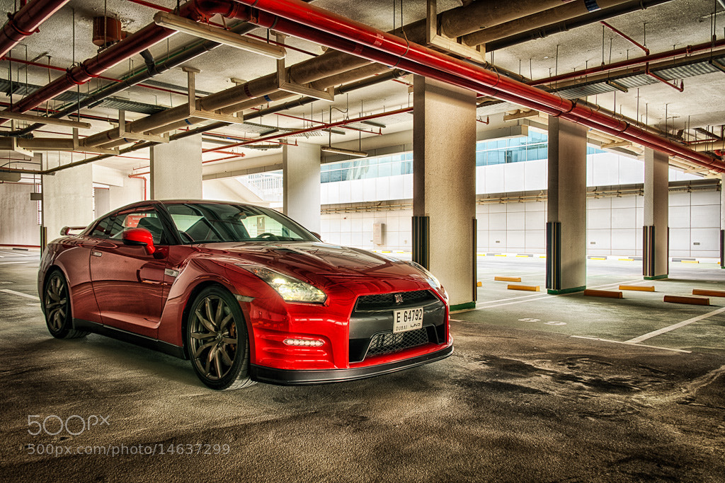 Photograph 2012 Nissan GT-R  by Brian Donegan on 500px