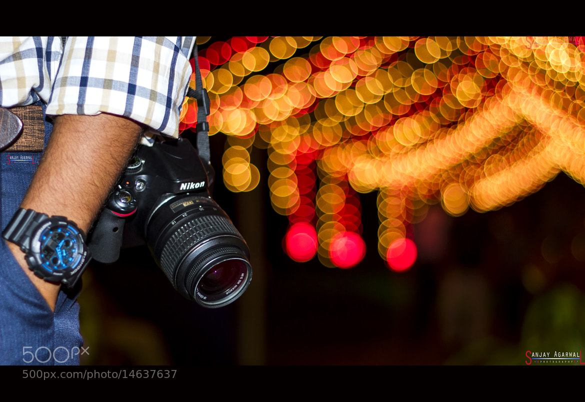 Photograph FOR ALL MY NIKON USER FRIENDS by Sanjay Agarwall on 500px