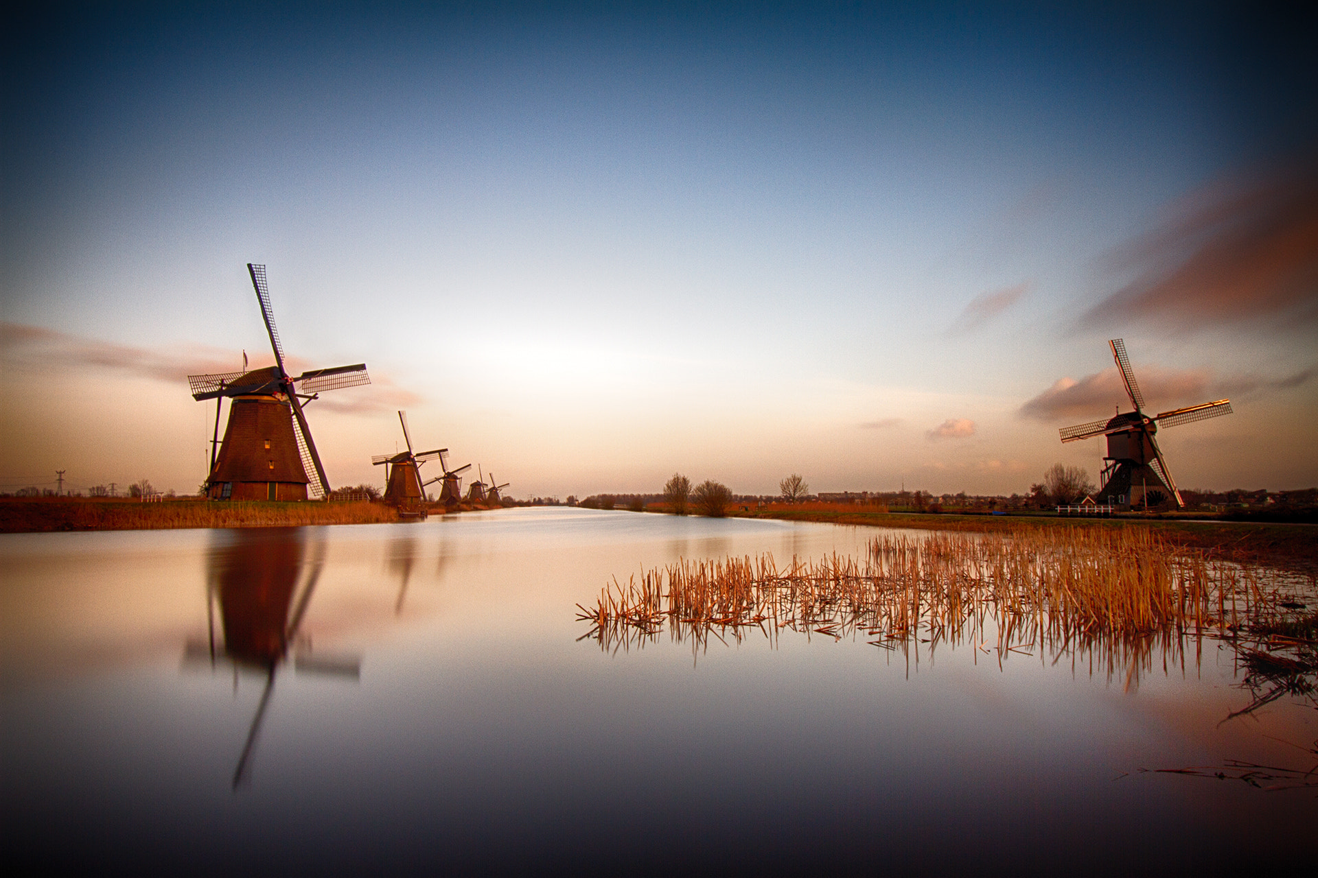Photograph Kinderdijk by Kees Smans on 500px