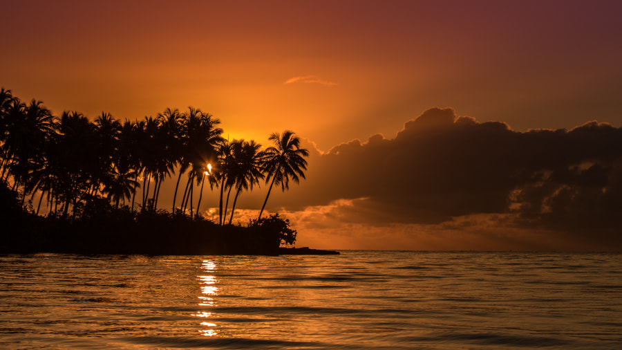 Samana Sunrise by Jorge Paniagua on 500px.com