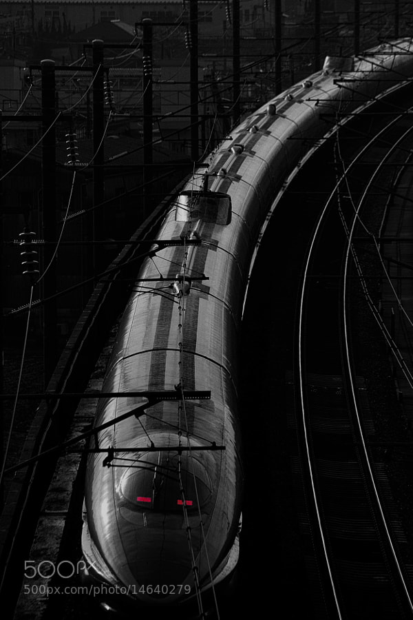 Photograph Bullet Train by Tashi Delek on 500px