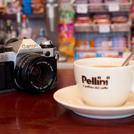 Canon & Coffee