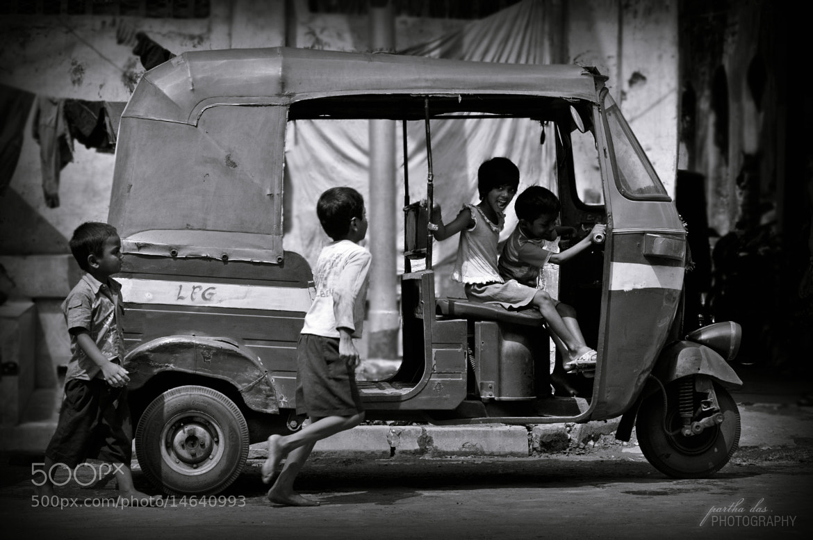 Photograph it's play time... by Partha Das on 500px