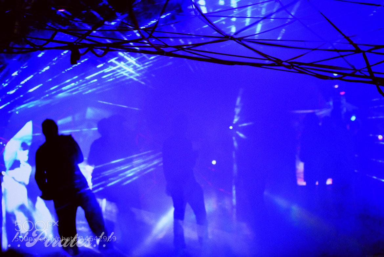 Photograph Alien Mist by Captin Nic Jessie Wench on 500px