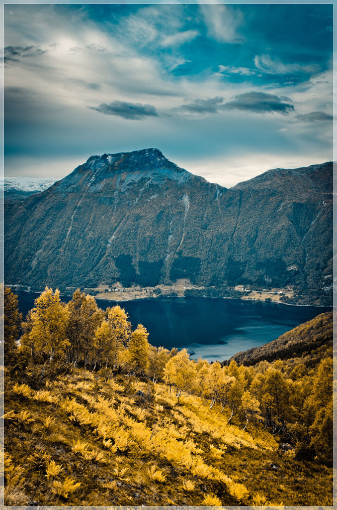 Photograph Norwegian mountains by Geir Magne  Sætre on 500px