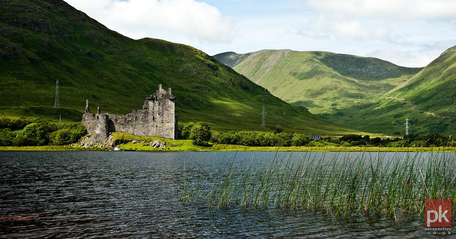 Photograph Castle on Loch Awe by Ian Potter on 500px