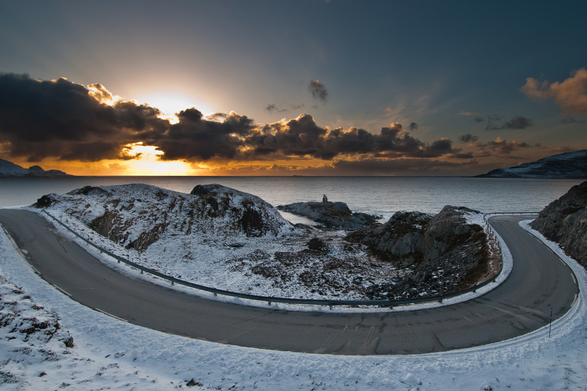 Photograph The road by Geir Magne  Sætre on 500px