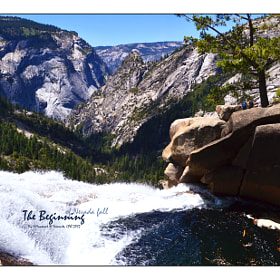 The beginning of Nevada fall by Somsakun Maneerat (Toulouka)) on 500px.com
