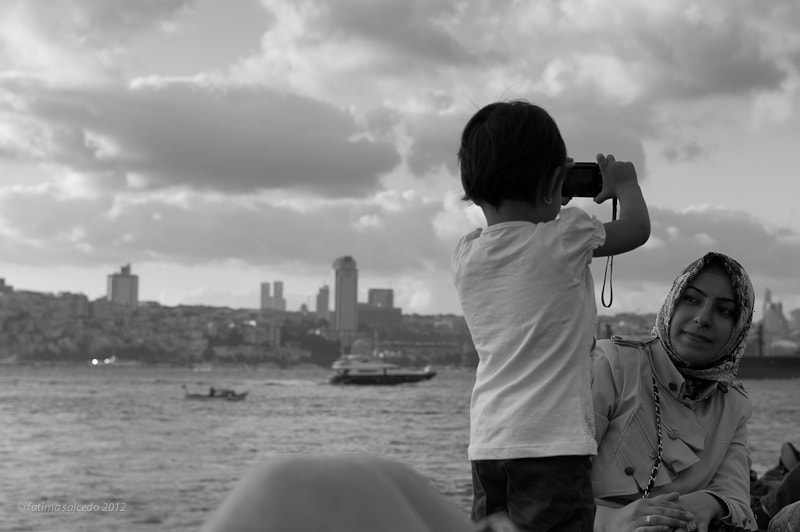 Photograph smile mami... by fatima salcedo on 500px