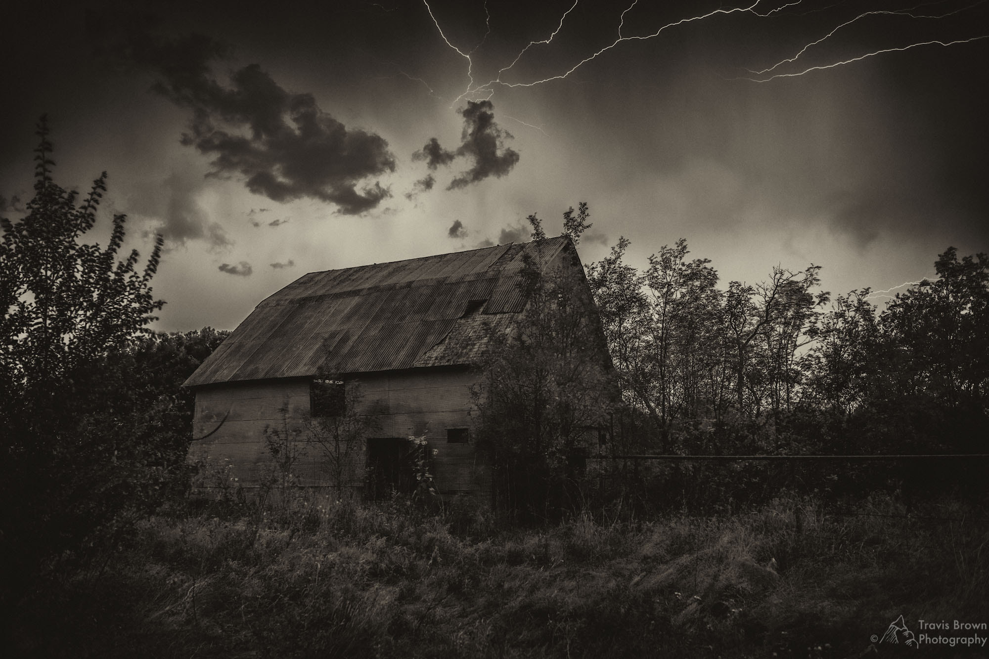 Photograph Barn Stormer by Travis Brown on 500px