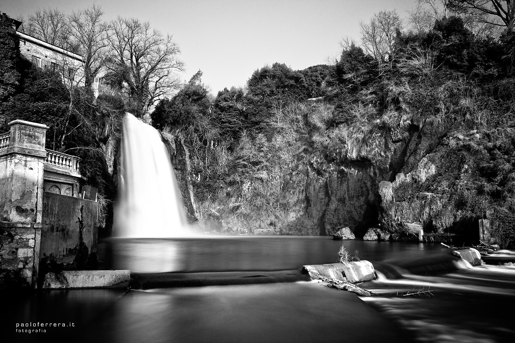 Photograph Waterfall by Paolo Ferrera on 500px