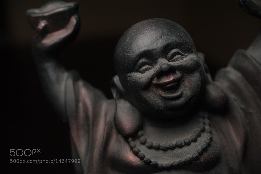 Is there a photography Buddha  on 500px.com