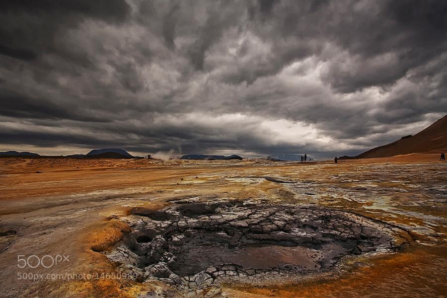 Photograph Geothermal Area by Þorsteinn H Ingibergsson on 500px