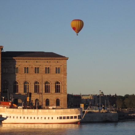 Chill out in Stockholm, Canon POWERSHOT A3350 IS