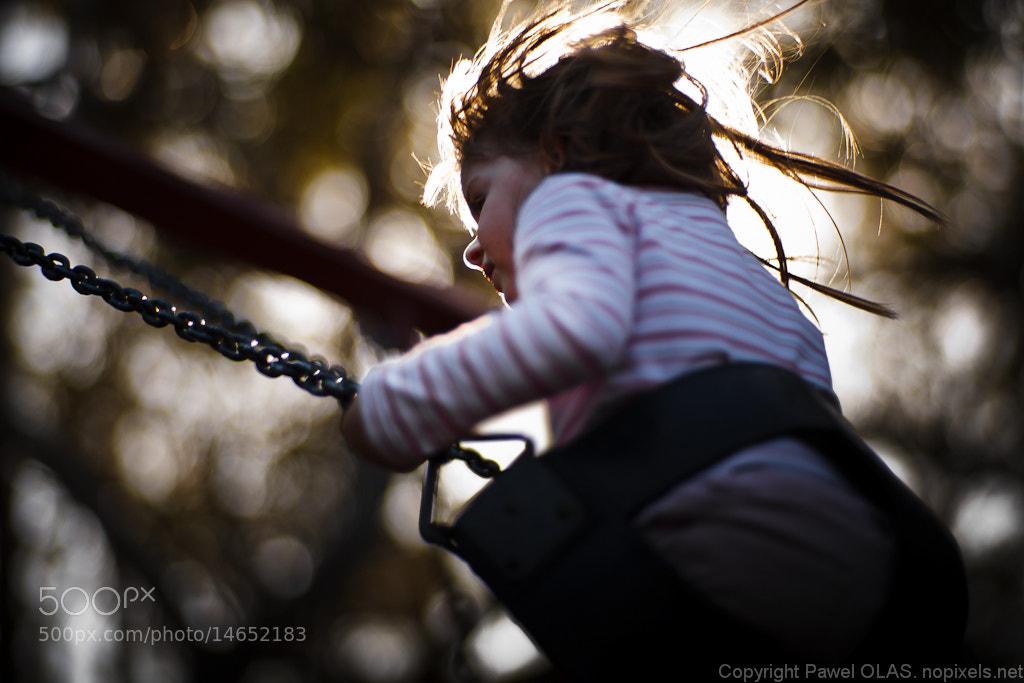 Photograph swing by Pawel Olas on 500px