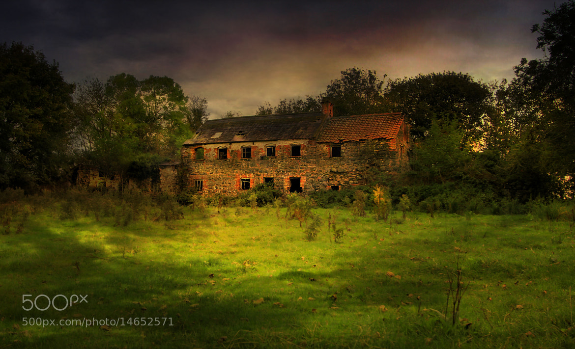 Photograph The Old Mill by peaky40  on 500px