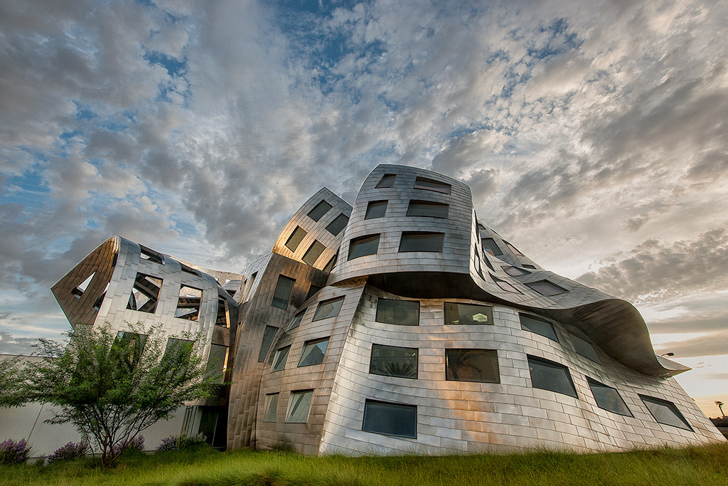 Photograph Gehry Las Vegas #2 by John Barclay on 500px