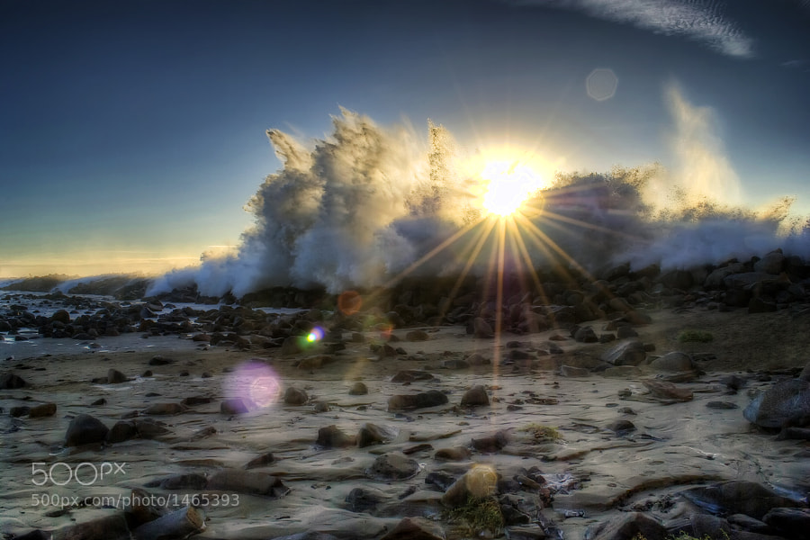 A Splash of Light by David Pasillas (DavidPasillas) on 500px.com