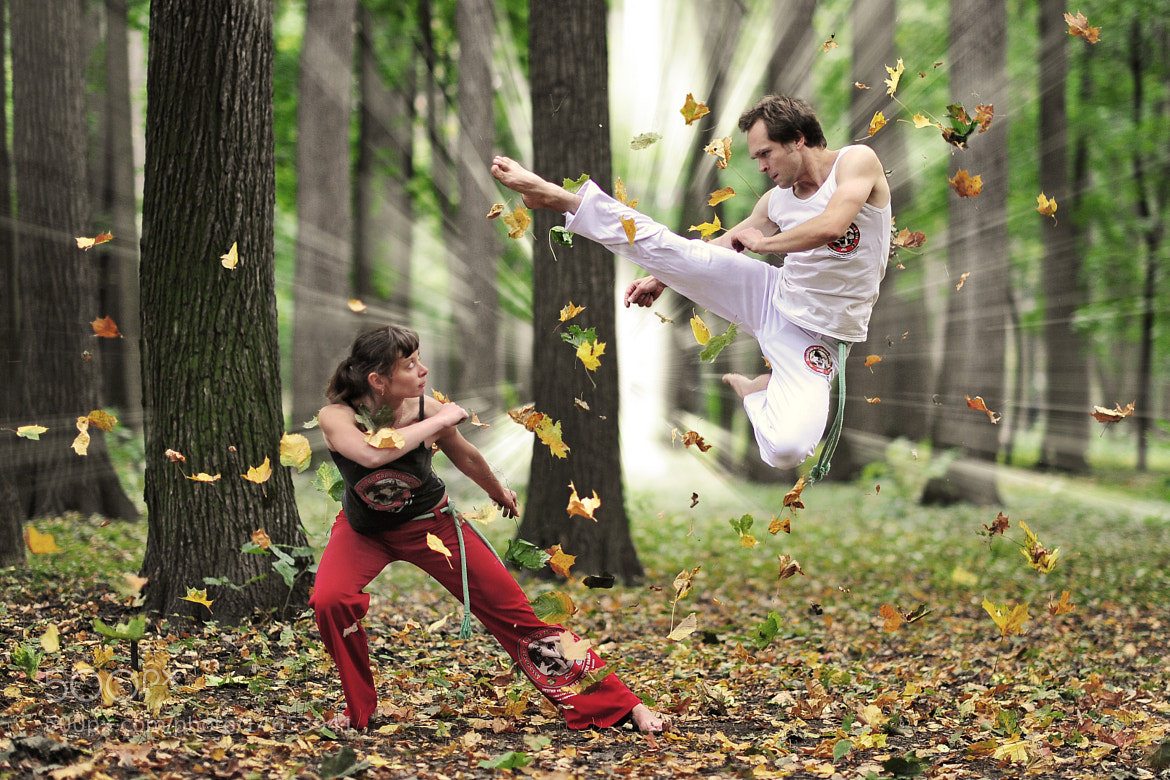 Photograph Capoeira Autumn by Nikolay Sotskov on 500px