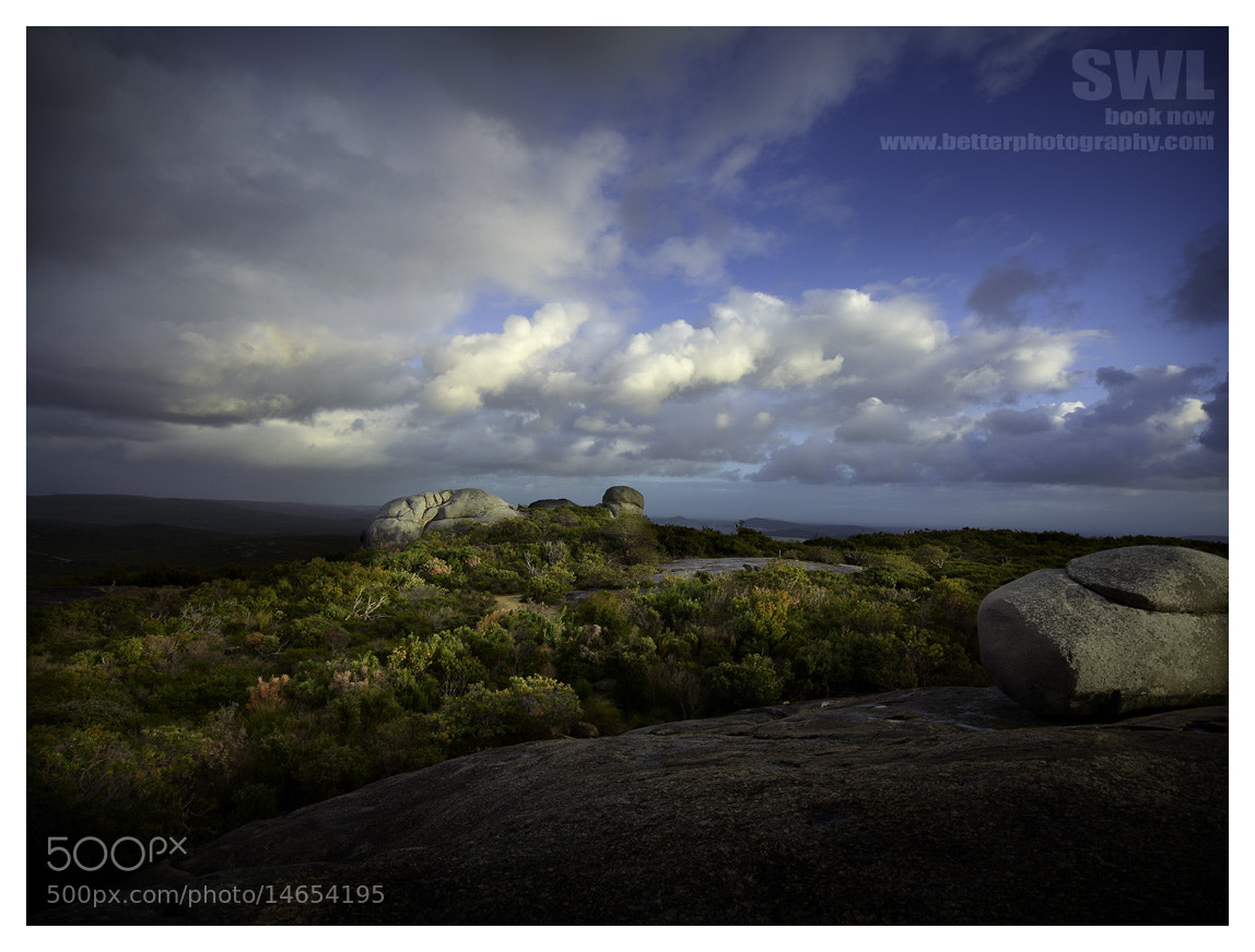 Photograph Stony Hill, Albany, Western Australia by Christian Fletcher on 500px