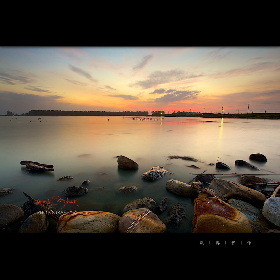 Photograph Long Exposure of Chigu by SUNRISE@DAWN photography 風傳影像 on 500px
