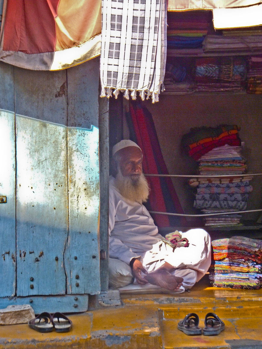 Photograph backstreet shop keeper by Danny du Plessis on 500px