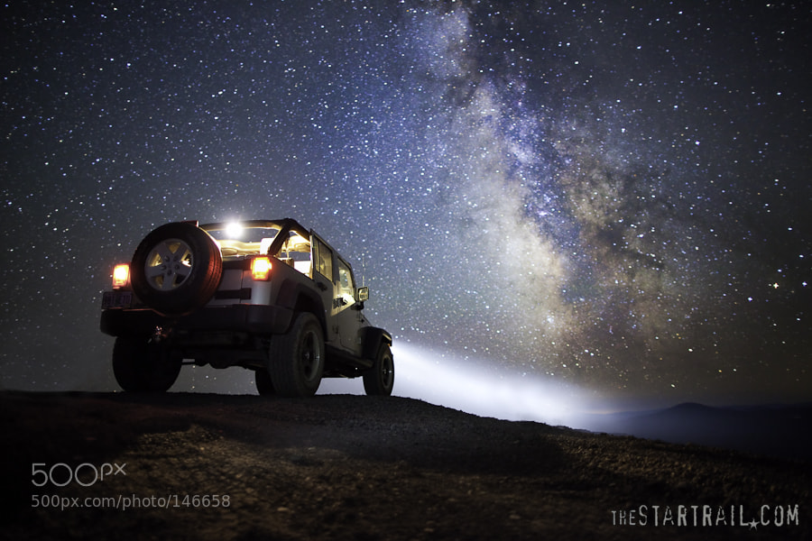 Jeep Wrangler Moon Rover by Ben Canales (BenCanales) on 500px.com