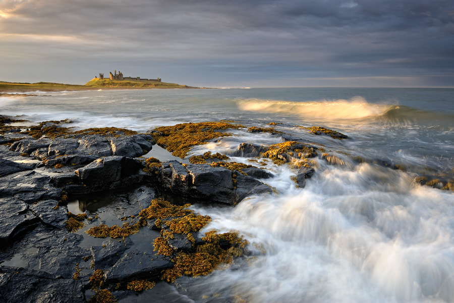 Photograph Dunstanburgh Castle #1 by Jon Swainson on 500px