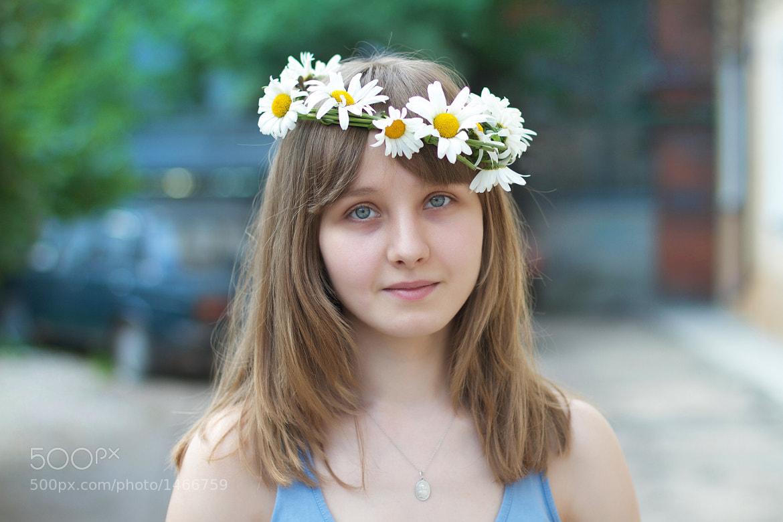 Photograph Dina by Katerina Smirnova on 500px