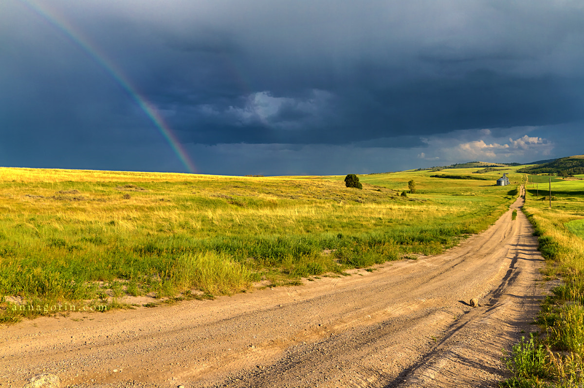 Photograph Don't go chasing rainbows by Anna Gorin on 500px