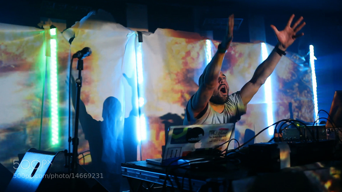 Photograph Iceland airwaves 2012 feat Futuregrapher  by Roman G on 500px