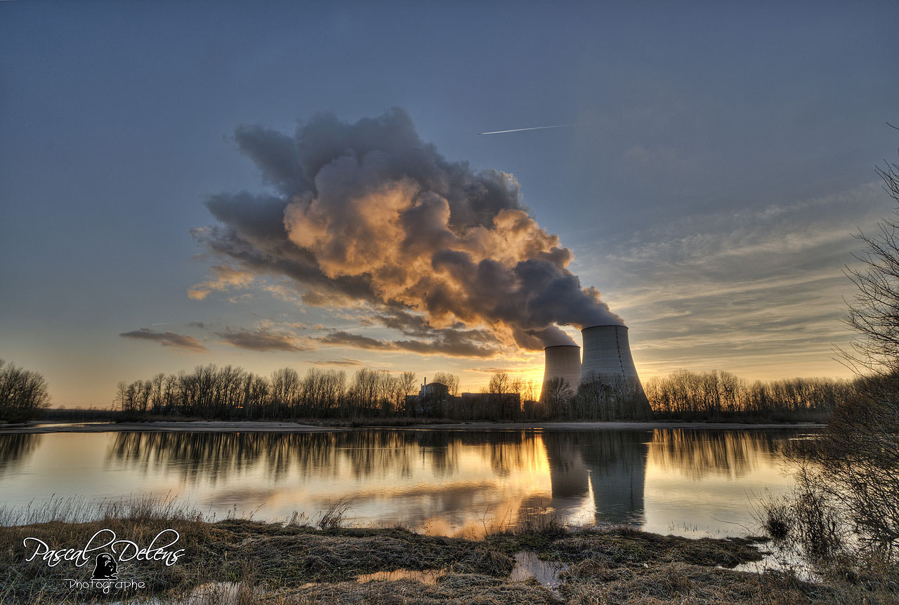Photograph Nuclear Power by Pascal Delens Photographe on 500px