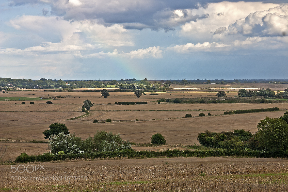 Photograph Across the Romney Marsh by Ray Jones on 500px