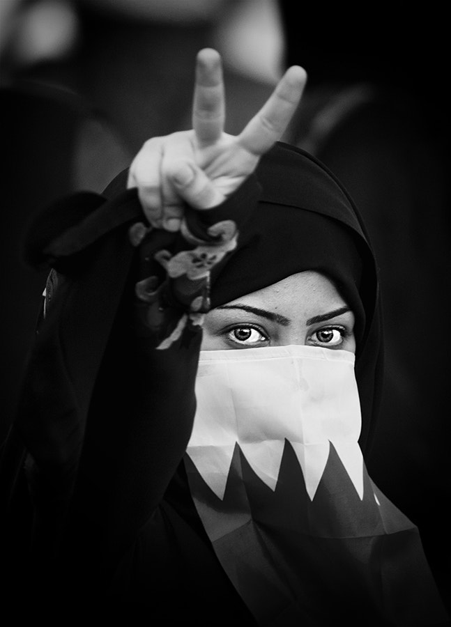 Photograph Bahraini woman  by Hussain Ali on 500px