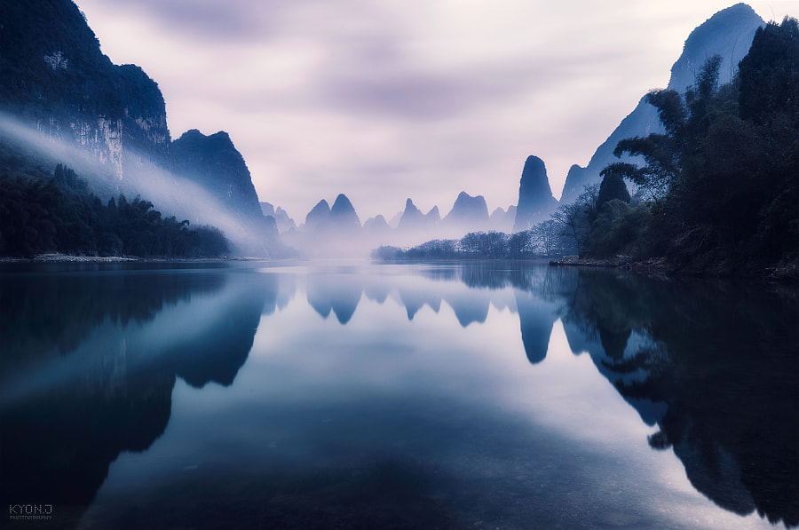 Mountains of... by Kyon.J on 500px.com