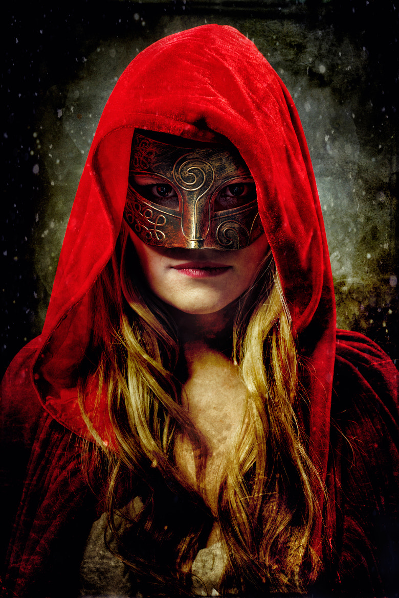Photograph Red Riding Hood II by Innershadows Photography on 500px