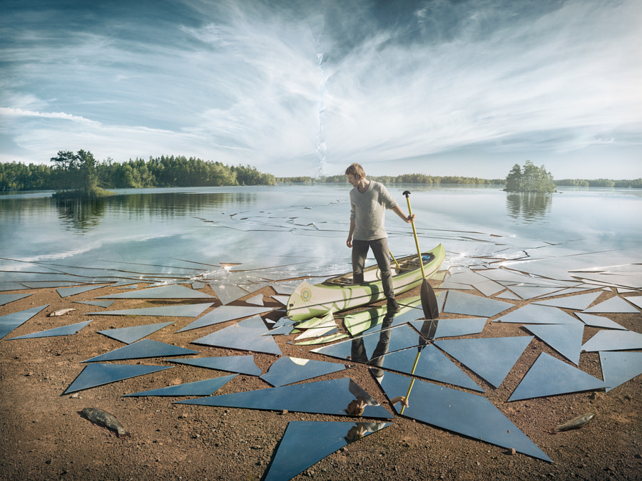 Impact by Erik Johansson on 500px.com