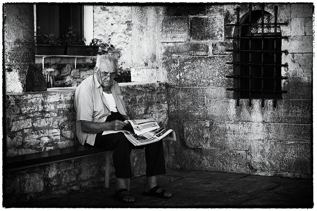 Photograph Newspaper #new by Jörg H. on 500px