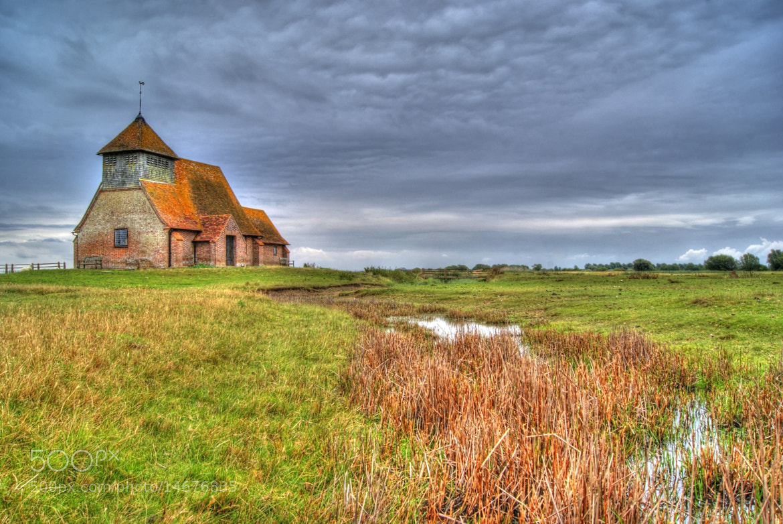 Photograph Fairfield Church, Romney Marsh by Tim Firkins on 500px