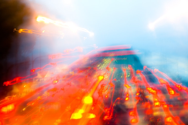 Photograph Traffic by Robert Proudfoot on 500px