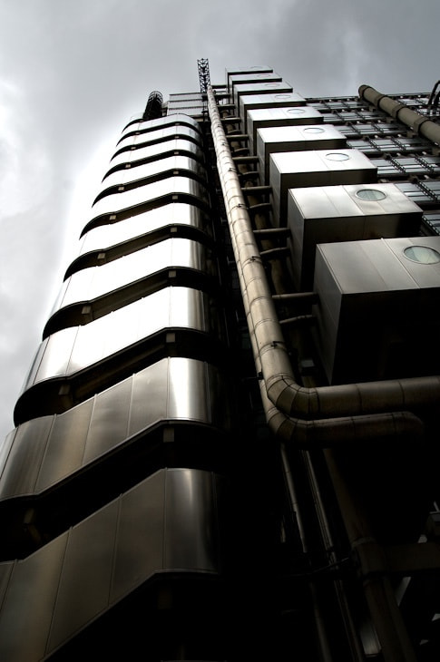 Photograph Lloyd's by Robert Proudfoot on 500px